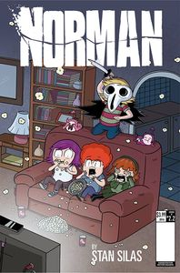 [Norman: The First Slash #2 (Cover A Ellerby) (Product Image)]