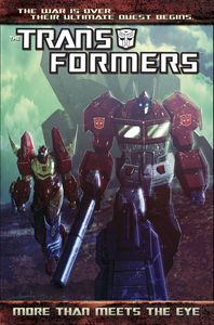 [Transformers: More Than Meets The Eye: Volume 1 (New Printing) (Product Image)]