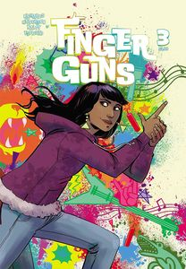 [Finger Guns #3 (Hickman Variant) (Product Image)]