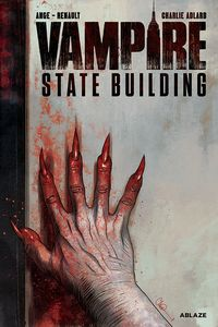 [Vampire State Building (Hardcover) (Product Image)]