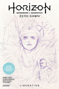 [Horizon Zero Dawn: Liberation #1 (Limited Edition Convention Special) (Product Image)]