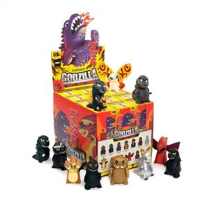 [Kidrobot: Godzilla Mini Figure Series (Product Image)]