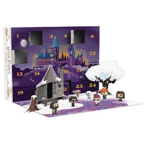 [Harry Potter: Pop! Vinyl Collectible Christmas Countdown Advent Calendar (Product Image)]