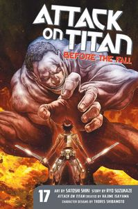 [Attack On Titan: Before The Fall: Volume 17 (Product Image)]
