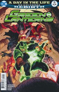 [Green Lanterns #15 (Product Image)]