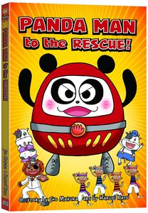 [Panda Man To The Rescue: Volume 1 (Product Image)]