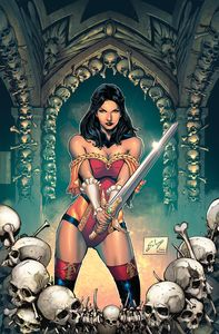 [Grimm Fairy Tales #46 (Cover A Salazar) (Product Image)]