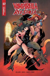 [Vampirella/Red Sonja #7 (Castro Bonus Variant) (Product Image)]