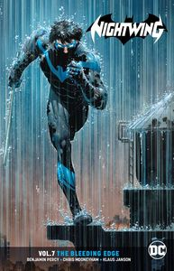 [Nightwing: Volume 7: The Bleeding Edge (Product Image)]