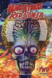 [Mars Attacks/Red Sonja #2 (Cover B Suydam) (Product Image)]