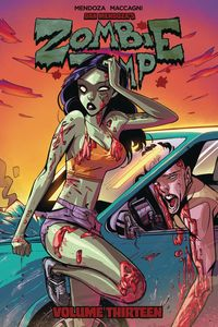 [Zombie Tramp: Volume 13: Brothel (Product Image)]