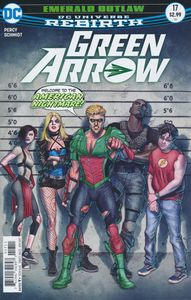 [Green Arrow #17 (Product Image)]