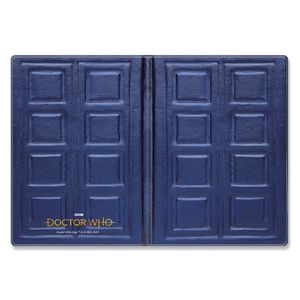 [Doctor Who: Flashback Collection: Passport Holder: River Song's Diary (Product Image)]