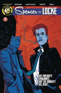 [Spencer & Locke: Volume 1 (Product Image)]