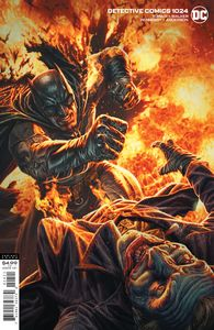 [Detective Comics #1024 (Card Stock Lee Bermejo Variant Edition Joker War) (Product Image)]