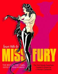 [Miss Fury (Hardcover) (Product Image)]