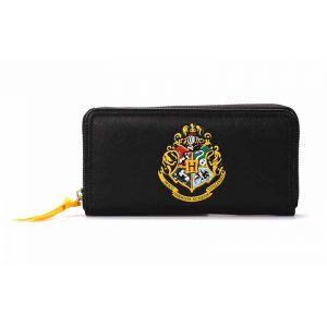 [Harry Potter: Large Purse: Hogwarts Crest (Product Image)]