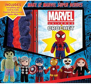 [Marvel Universe Crochet (Product Image)]