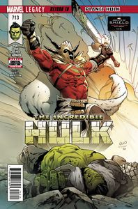 [Incredible Hulk #713 (Legacy) (Product Image)]