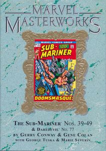 [Marvel Masterworks: Sub Mariner: Volume 6 (Hardcover - DM Edition) (Product Image)]