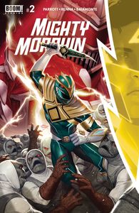 [Mighty Morphin #2 (Cover A Main) (Product Image)]