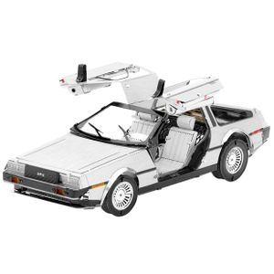 [Back To The Future: Model Kit: DeLorean (Product Image)]