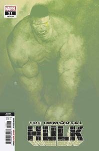 [Immortal Hulk #21 (2nd Printing Sorrentino Variant) (Product Image)]