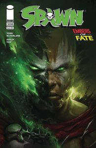 [Spawn #308 (Cover C Mattina) (Product Image)]