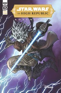 [Star Wars: The High Republic Adventures #9 (Cover A Tolibao (C: 1-0-) (Product Image)]