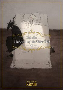 [The Girl From The Other Side: Siuil Run: Volume 8 (Product Image)]