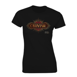 [Fantastic Beasts: Women's Fit T-Shirt: Obliviate (Product Image)]