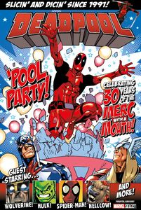 [Deadpool: Pool Party: Bookazine (Product Image)]