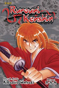 [Rurouni Kenshin: 3-in-1 Edition: Volume 8 (Product Image)]