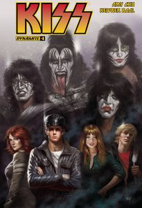 [Kiss #4 (Cover A Parillo) (Product Image)]