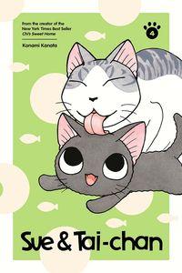 [Sue & Tai-Chan: Volume 4 (Product Image)]