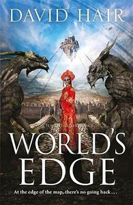 [The Tethered Citadel: Books 2: World's Edge (Hardcover) (Product Image)]