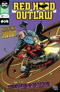 [Red Hood: Outlaw #32 (Product Image)]