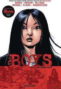 [Boys Omnibus: Volume 4: Robertson (Signed Edition) (Product Image)]