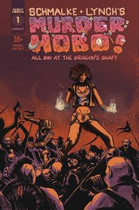 [Murder Hobo: All Inn At Dragons Shaft #1 (Unlocked Cover) (Product Image)]