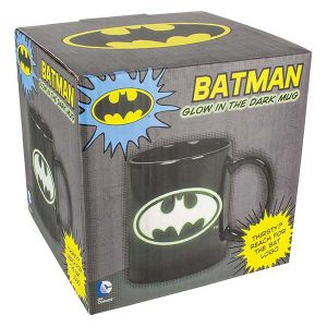 [Batman: Mug: Glow In The Dark (Product Image)]
