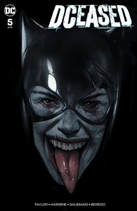 [DCeased #5 (Ben Oliver Forbidden Planet Variant) (Product Image)]
