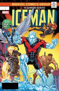 [Iceman #6 (Legacy) (Ryan Lenticular Homage Variant) (Product Image)]