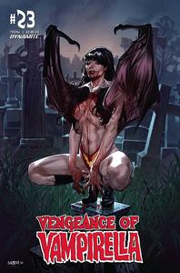 [Vengeance Of Vampirella #23 (Cover K Maria Origin Variant) (Product Image)]