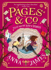 [Pages & Co.: Book 3: Tilly & The Map Of Stories (Product Image)]