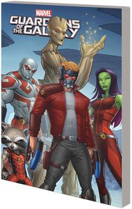 [Marvel Universe: Guardians Of The Galaxy: Digest: Volume 6 (Product Image)]