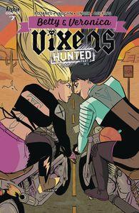 [Betty & Veronica: Vixens #7 (Cover A Jen Vaughn) (Product Image)]