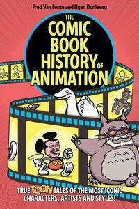 [The Comic Book History Of Animation (Product Image)]