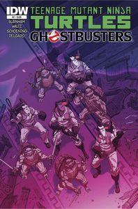 [Teenage Mutant Ninja Turtles/Ghostbusters #2 (Product Image)]