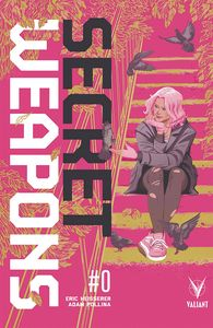 [Secret Weapons #0 (Cover B Fish) (Product Image)]