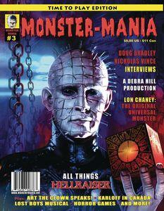 [Monster Mania Magazine #3 (Product Image)]
